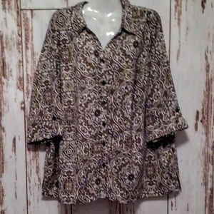 ❤️3 for $20❤️Catherine's blouse